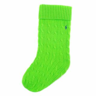 Ralph Lauren Polo Green Stocking