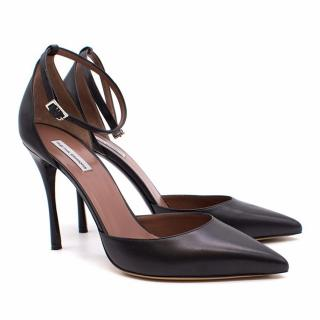 Tabitha Simmons Lou Leather Pumps