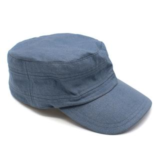 Chanel Denim Cap