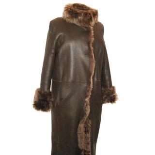 Joseph Lambswool Coat