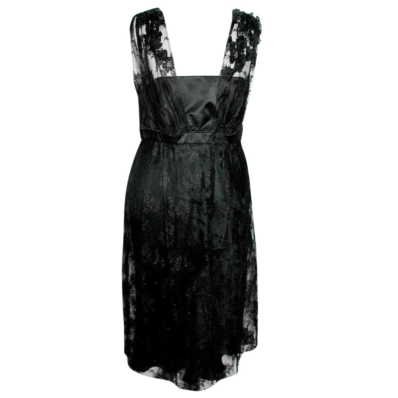 Philosophy di Alberta Ferretti Lace Dress