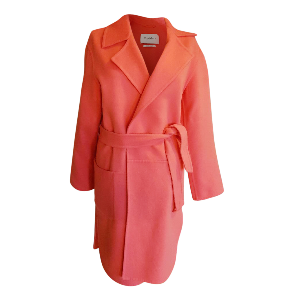 New Max Mara coat wool