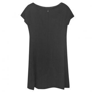 Donna Karan Lined Black Dress
