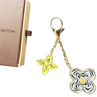 Louis Vuitton Key & Bag Charm