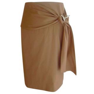 Gucci Snaffle Bit Hardware Skirt New