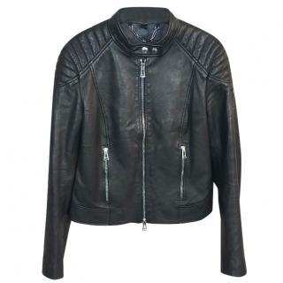 Belstaff Mollison Leather Biker Jacket