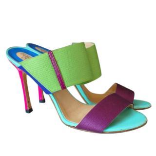 Versace Party Heels