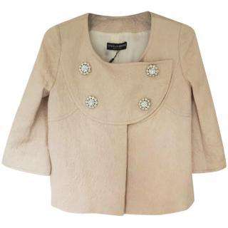 Dolce & Gabbana Embellished Jacket