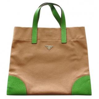 Prada Shopper Bag