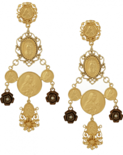 Dolce & gabbana chandelier Maria Earrings
