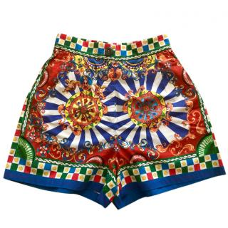 Dolce & gabbana Sicily Caretto shorts