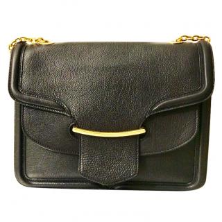 Alexander McQueen Heroine Shoulder Leather Bag