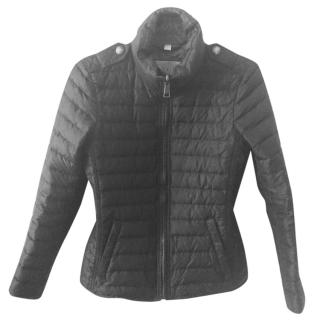 Burberry quilted down and feather-blend puffer jacket