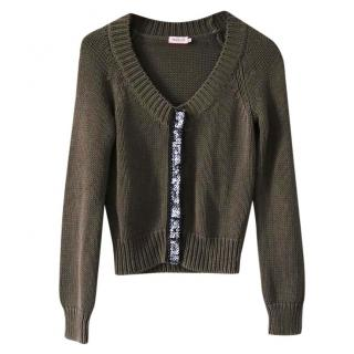MAX&CO Sequined Cardigan