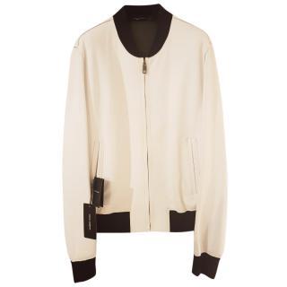 Dolce&Gabbana 100% deer Leather Jacket