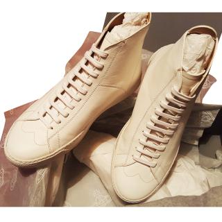 Vivienne Westwood white high tops
