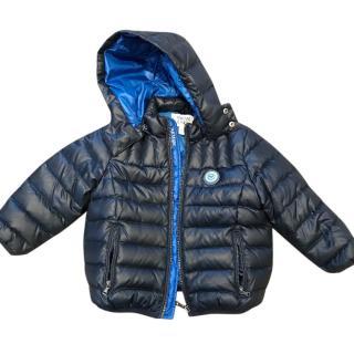 Armani Navy Kid's Winter jacket