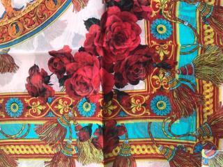 Dolce & gabbana Sicily Caretto scarf