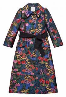 Erdem/H&M Floral Belted Coat
