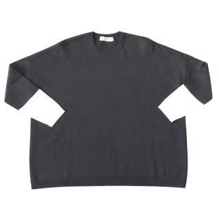 Valentino Bicolour Sweater