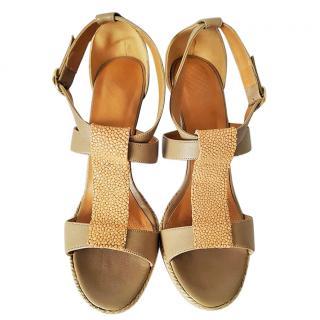 Anya Hindmarch Vivien Stone Heels