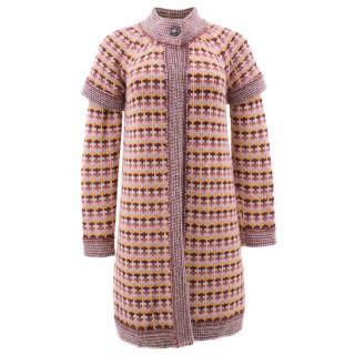 Missoni Multi-Color Knit Sweater