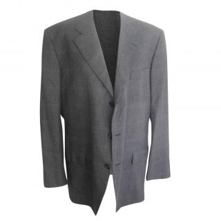 Lanvin Silk Cashmere Blend Jacket