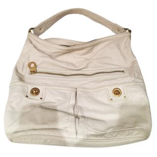 Marc Jacobs Cream Shoulder Bag