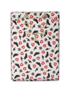 Charlotte Olympia Feline Leather iPad Mini Case Sleeve; RRP �345