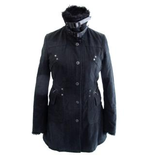 Weber padded casual coat