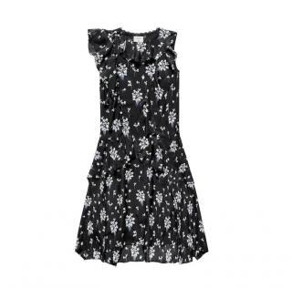 Erdem x HM Silk Fluted Dress