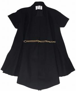Victoria Beckham Wool Blend Coat