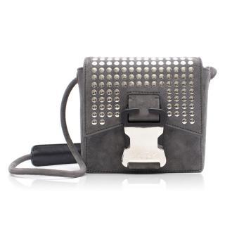 Christopher Kane Bonnie Mini Bag With Studs