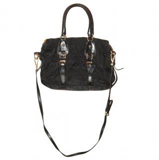 Prada Cross Body Black Bag