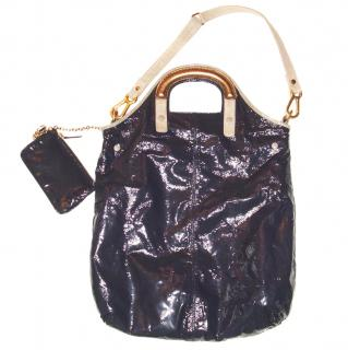 Stella Mccartney Faux Patent Leather Bag