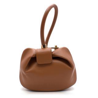 Gabriela Hearst Cognac Calf NINA Bag