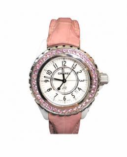 Chanel J12 Sapphire Watch