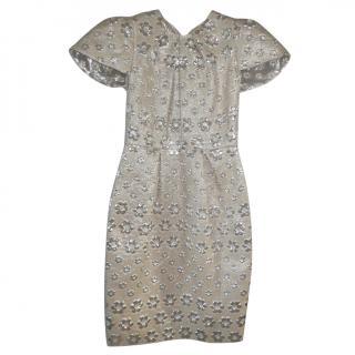 Roksanda Ilinic Bell Sleeve Dress