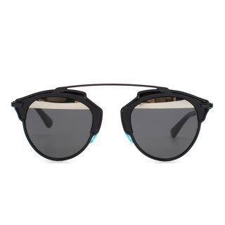 Christian DiorSoReal Black Sunglasses