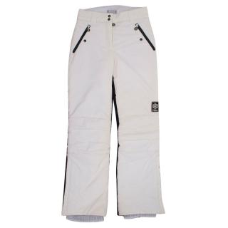 Fendi Black and White Ski Trousers