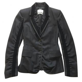 Yves Saint Laurent black blazer
