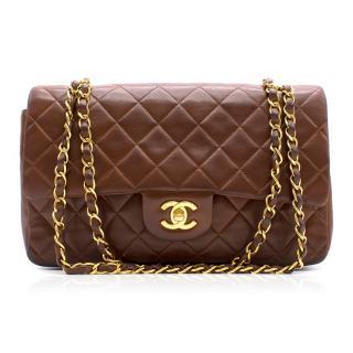Chanel 2.55 Medium Flap Burgundy Bag