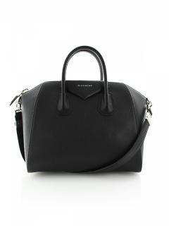 Givenchy Antigona Medium Black Bag