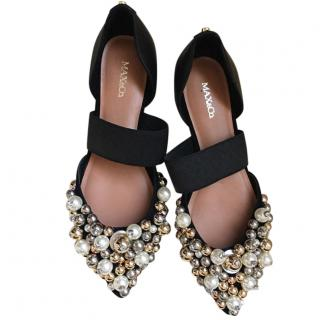Max&Co Pearl Shoes