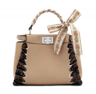 Fendi peekaboo ribbon bag