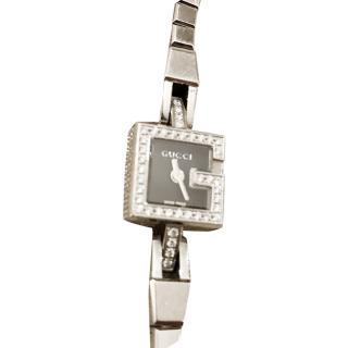 Gucci Diamond G Watch