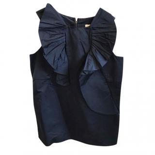 Marni black blouse
