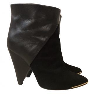 Iro black keira Boots