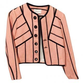Sandro one striped Jacket
