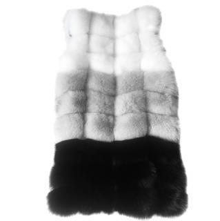 Bespoke Fox Fur Vest